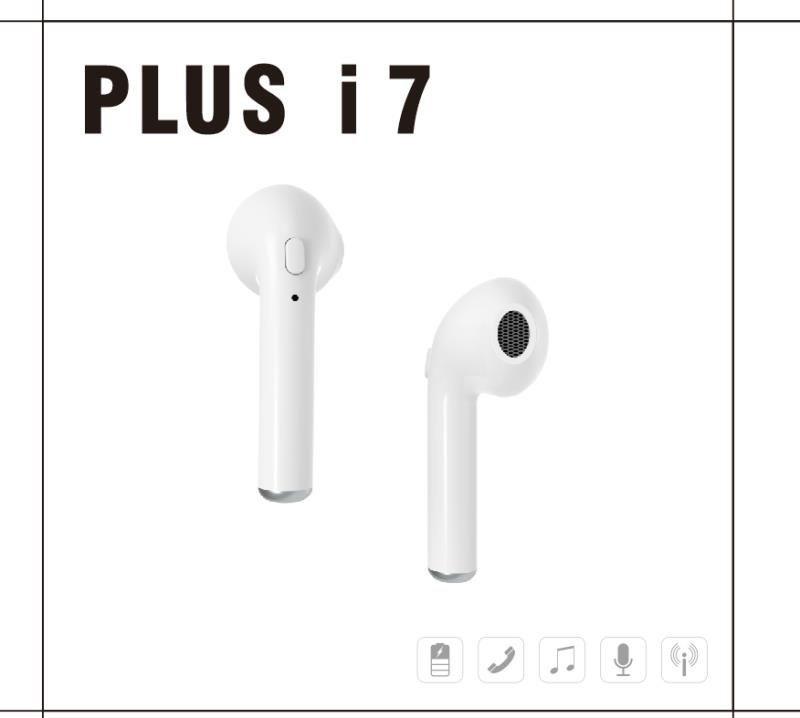 대륙의 에어팟 PLUS i7 모노블루투스 이어폰 도매공급