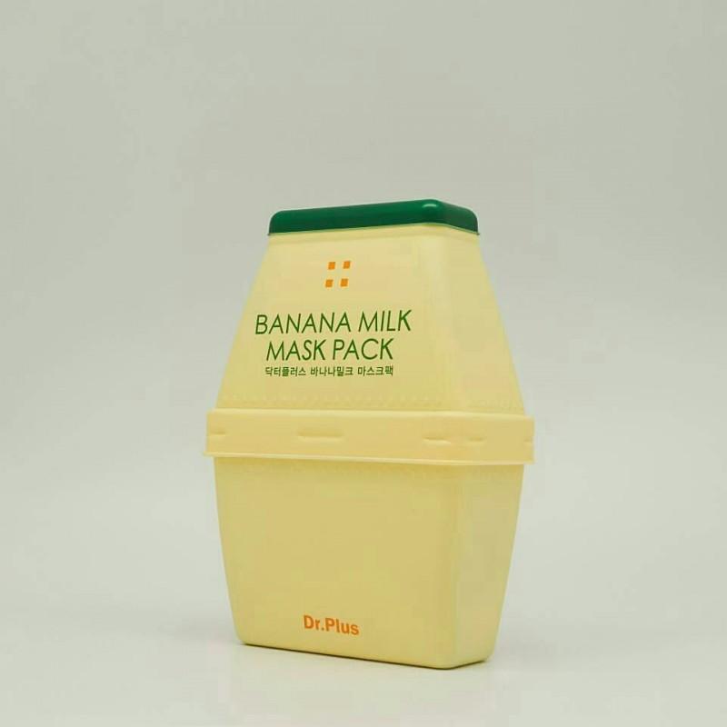 바나나밀크 마스크팩 10매입