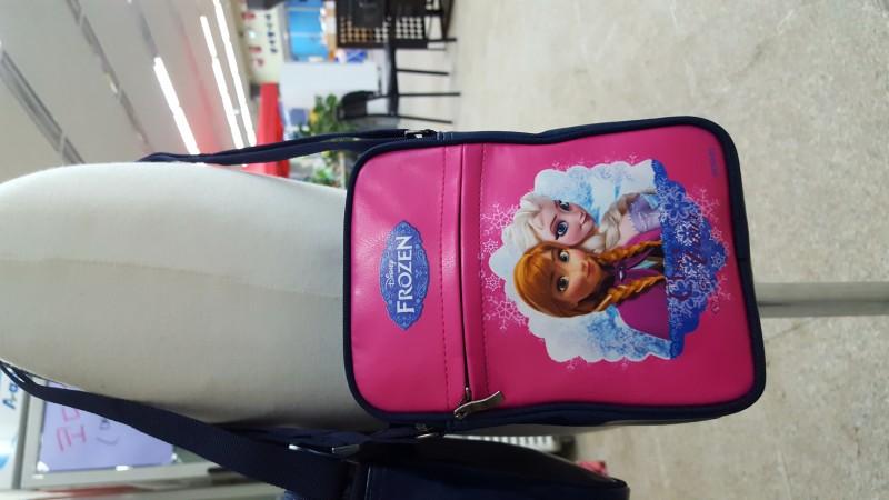 디즈니겨울왕국크로스가방