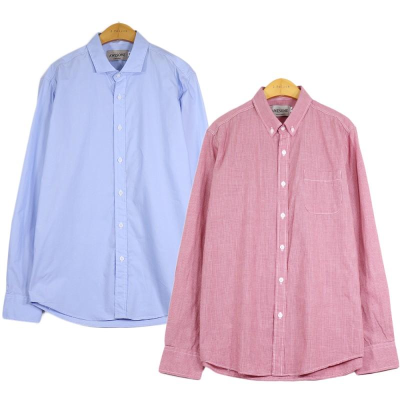 (도매야) 남성 데일리 셔츠 남방 모음