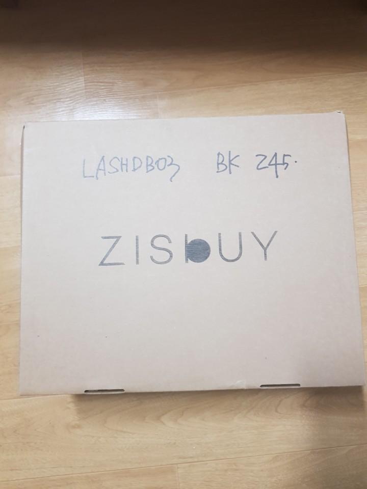 ZISBUY지스바이 여성 양가죽 가보시 퍼 부츠 미사용 새제품