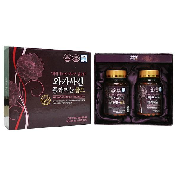와카사겐 플래티늄 골드 비타민b군 8종 특가판매 건강기능식품 한정판매