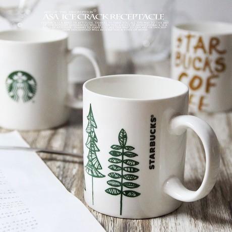 * 스타벅스 머그컵 나무싸이렌 사은품 기념품 판촉물 단체선물 개업선물 돌답례품