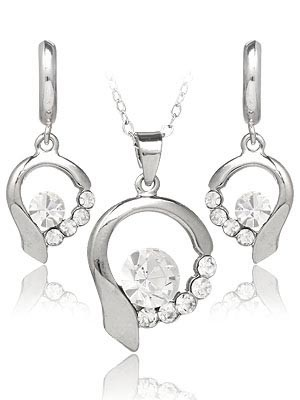 목걸이 귀걸이세트 쥬얼리세트 베스트셀러디자인 골드실버(디자인 약300여디자인) 파격디시 1900원