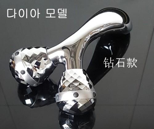 게르마늄3D입체마사지롤러純티타늄괄사