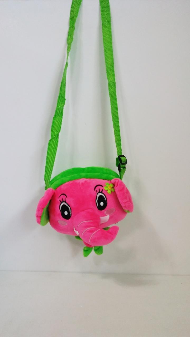 핑크 코끼리 가방(소풍, 나들이용, 선물용)