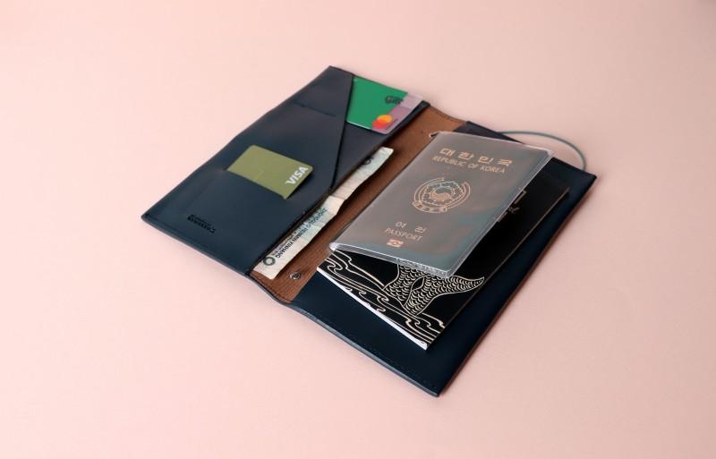 스타벅스 장지갑 스타벅스 여권지갑 여권케이스