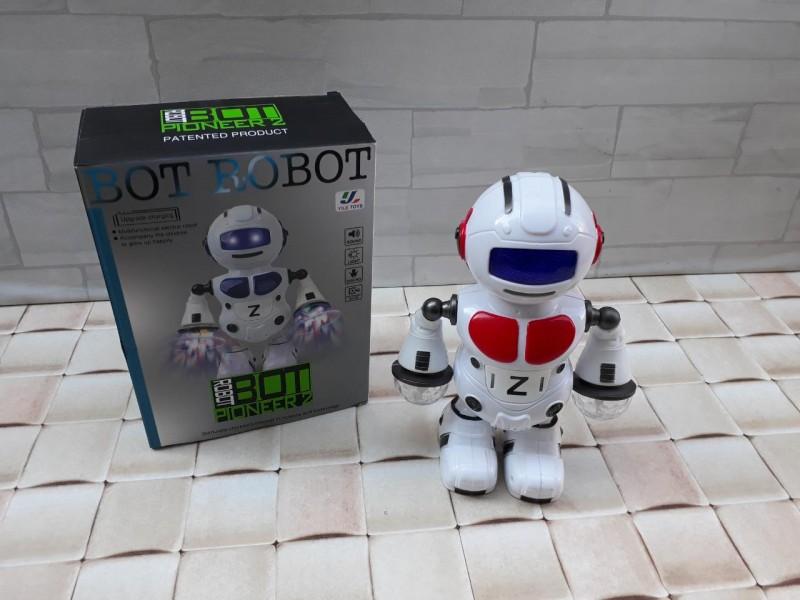 ☆☆춤추는 야광로봇입니다☆☆