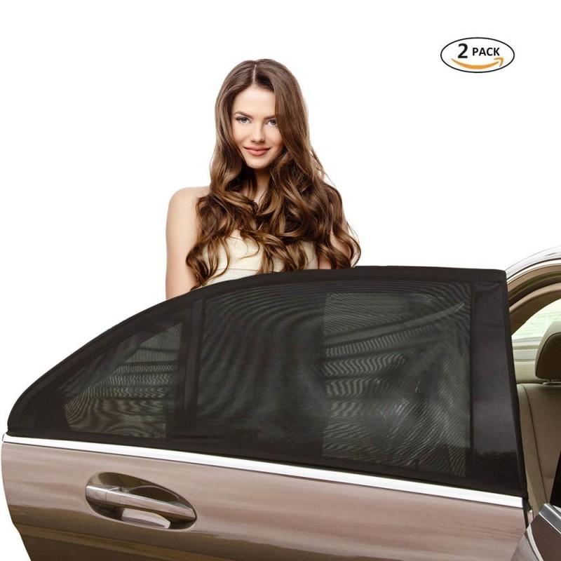 차량용 햇빛가리개 방충망