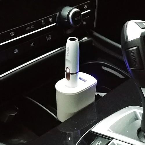 차량용 아이코스 충전기