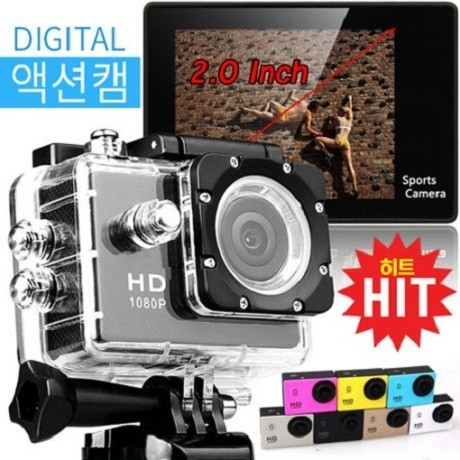 #액션캠#FULL HD#스포츠#X4000-3