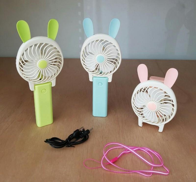 토끼선풍기 kc인증제품