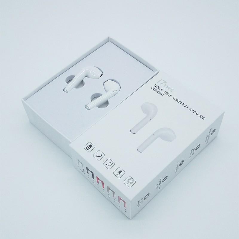 i7 tws 무선 블루투스 이어폰, 양쪽귀