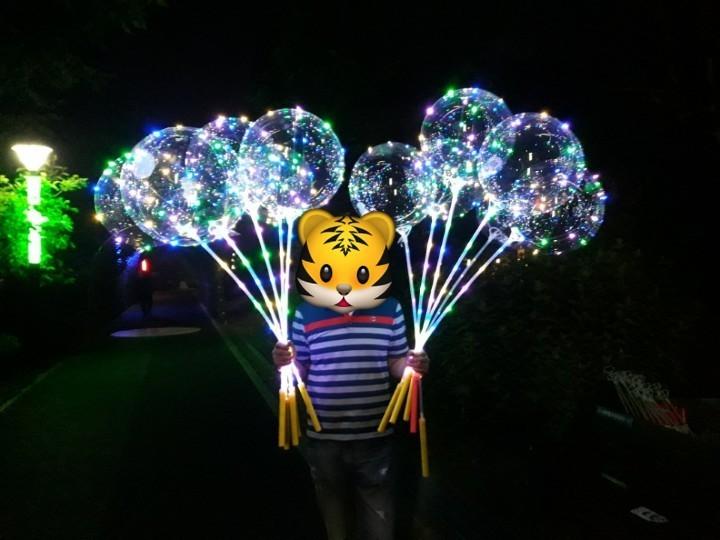 LED풍선