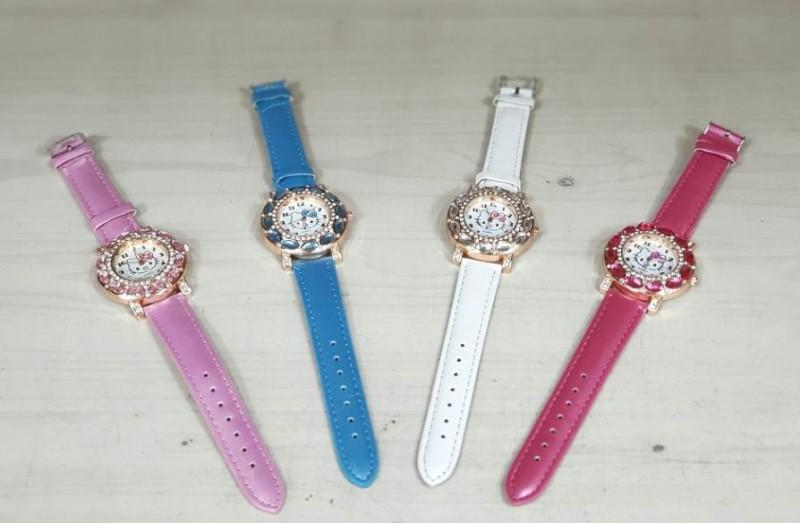 쥬얼리 키티 손목시계 SNT-024