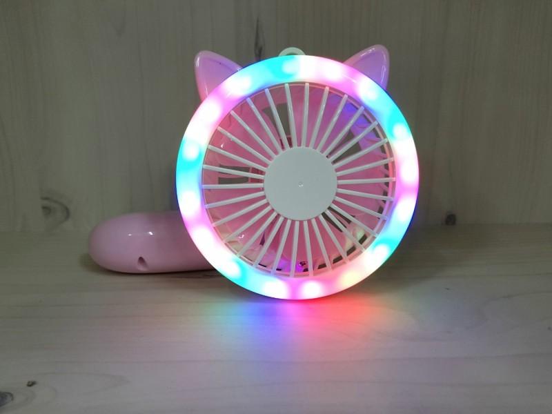 kc인증 LED 냥이 선풍기