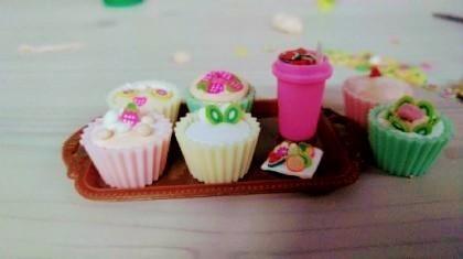 토핑&컵케이크 만들기 세트