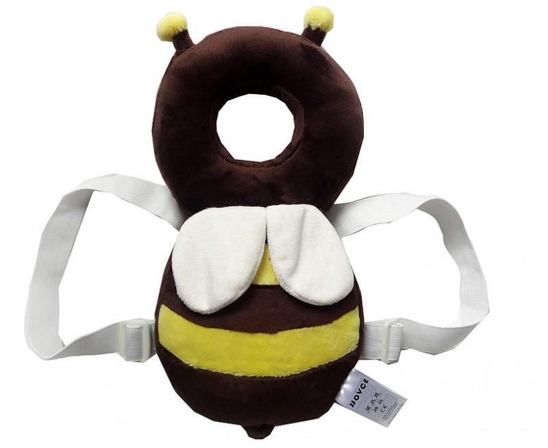 유아 머리쿵 방지 쿠션 / 브라운,옐로우 꿀벌 / 천사 / 무당벌레