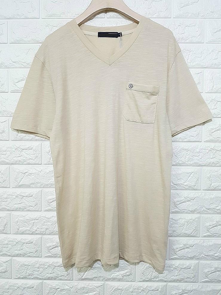 zz1009 남성 브랜드 포켓티셔츠 50장이상 장당 1,500원