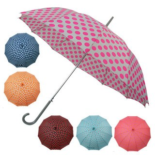 12K (이쁜) 땡땡이 60 장 우산