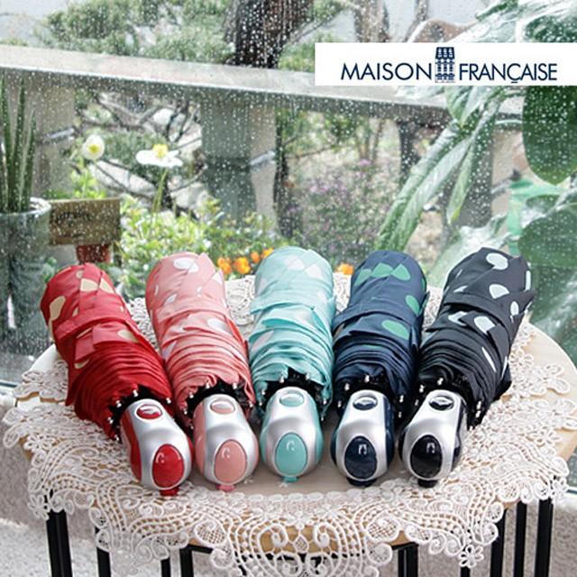 3단 완전 자동 (도트) 땡땡이 우산 5900 원