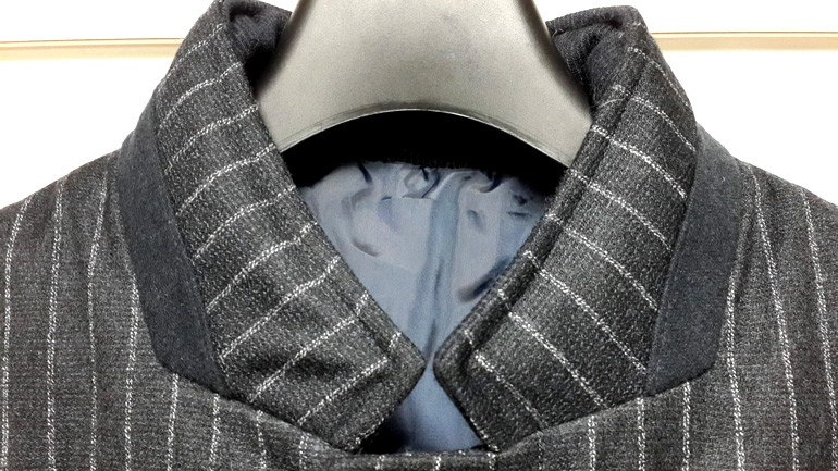 바쏘(BASSO) 오리털 덕다운 자켓