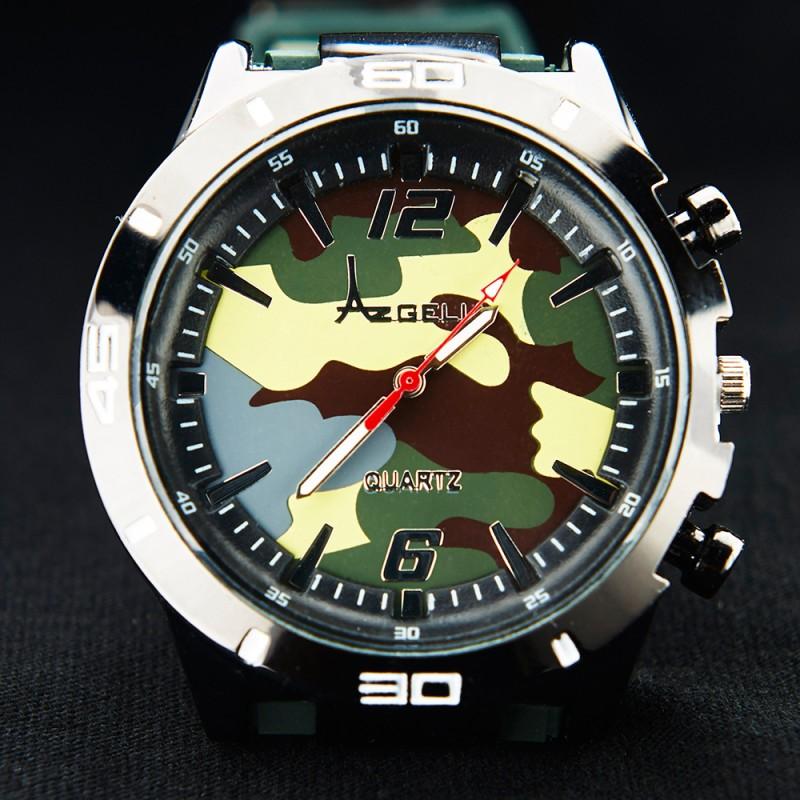 밀리터리 메탈손목시계