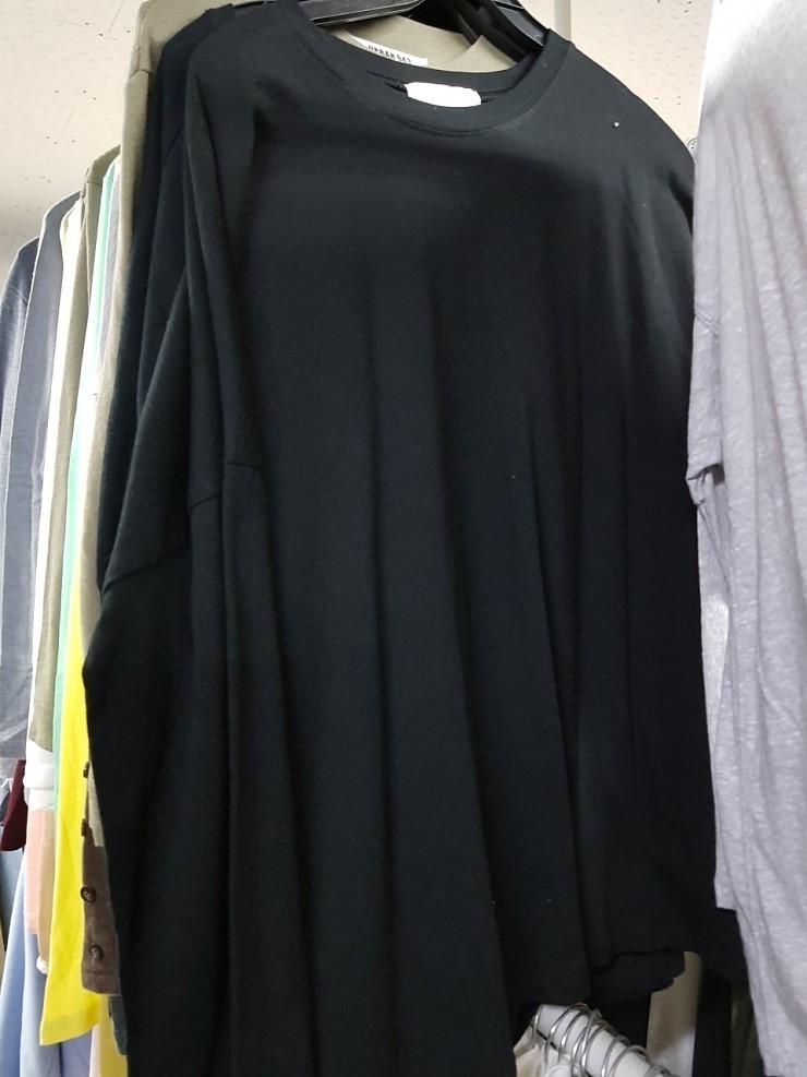 zz1063 간절기 여성 무지 티셔츠 50장이상 장당 1,200원