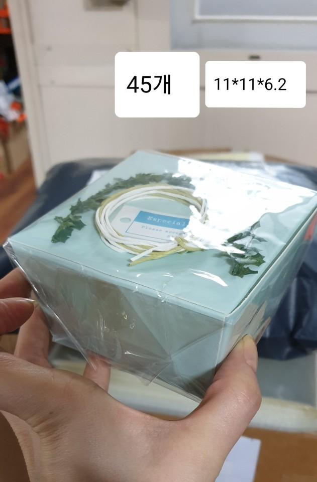 덤핑 선물상자 포장상자 보석상자