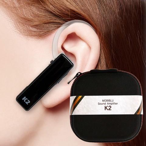 블루투스형/K2증폭기/어르신난청/청력증강/블루투스형