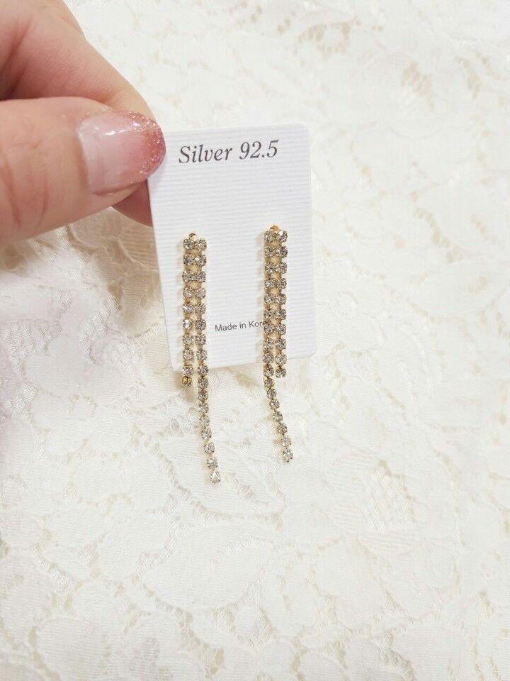 스타쥬얼리 국산 은침 925 귀걸이세트 패션 귀걸이 세트