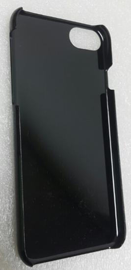 평면전사용 단차PC하드 핸드폰케이스입니다
