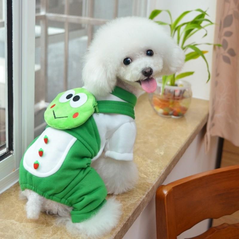 따듯한 강아지옷