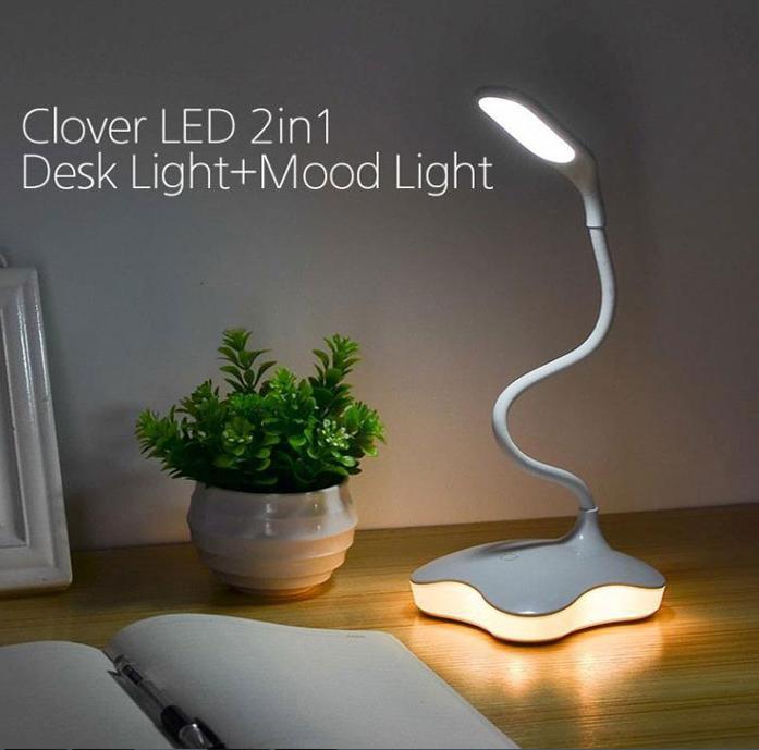 클로버 2 IN 1 LED 스탠드 무드등