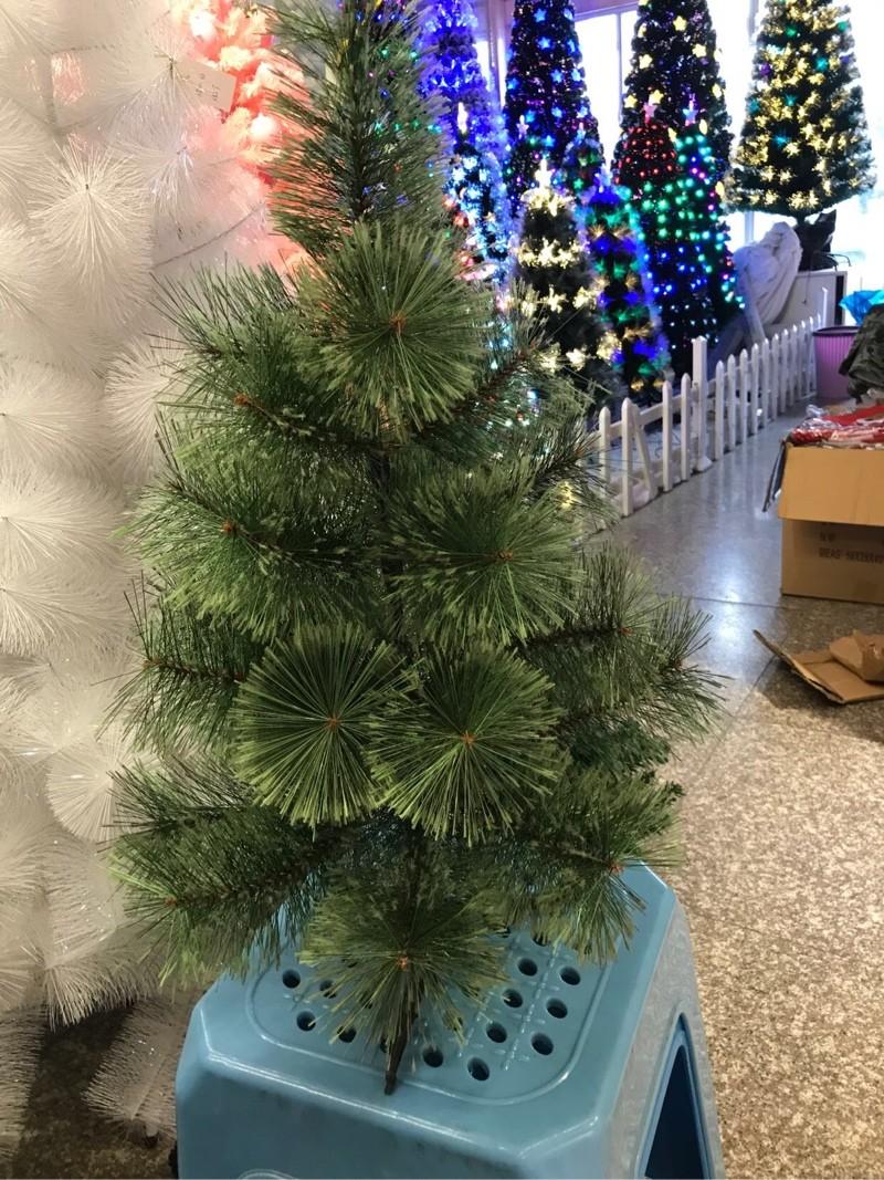 크리스마스 나무 고급 솔트리 땡처리