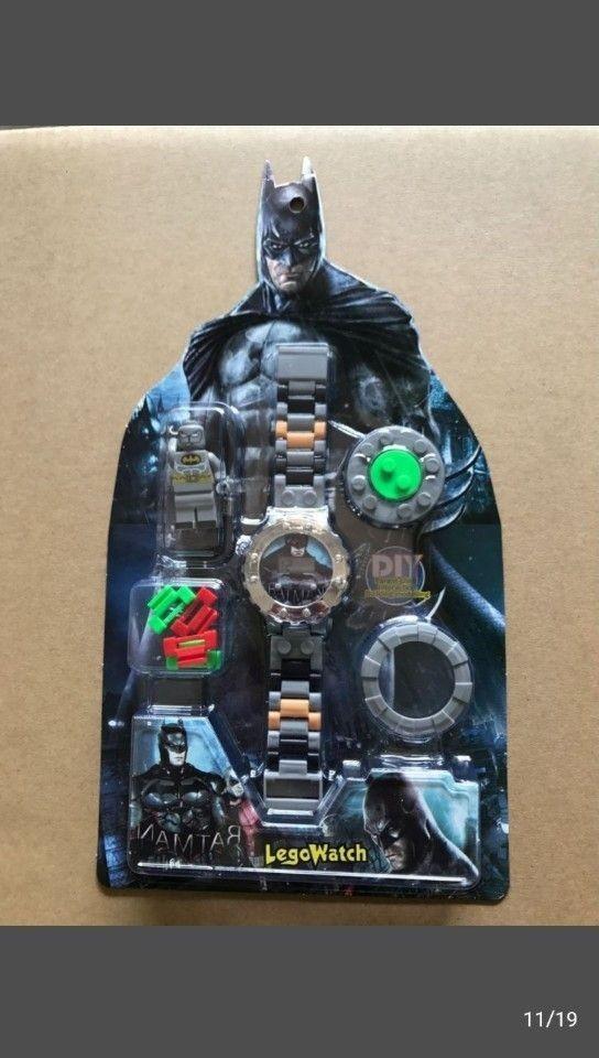 레고 시계 세트