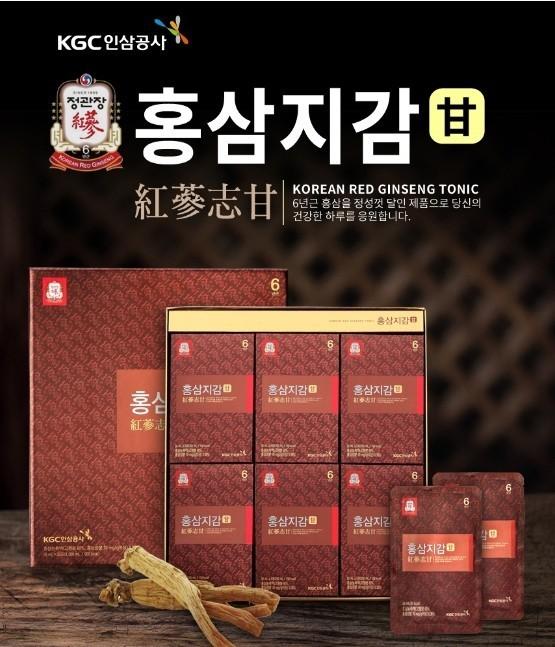 정관장 홍삼지감 30포