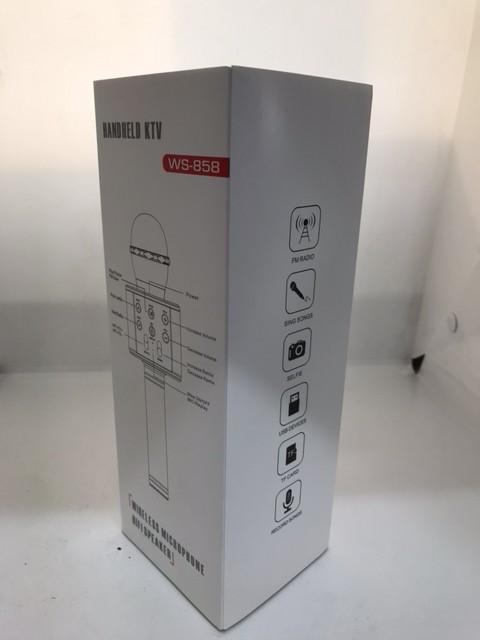 HD wireless speaker