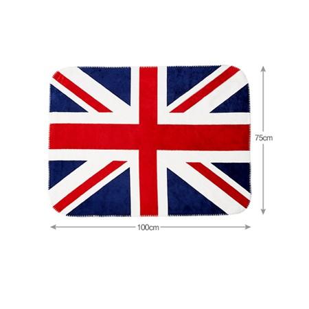 밀리홈 잉글랜드 블랭킷 75*100cm