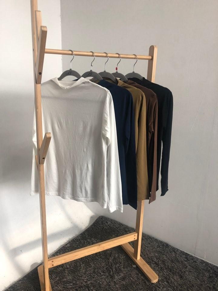 [완사입/파샬] 여성 반목 베이지 티셔츠 5컬러 -69장 1500원