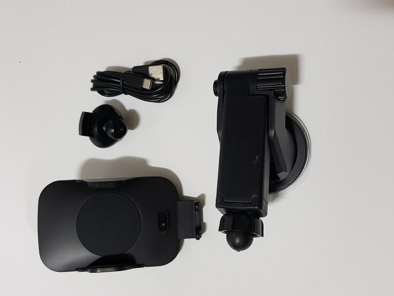 차량용무선충전기 시거잭 자동차 홀더 무선 고속 충전기 적외선 핸드폰거치대