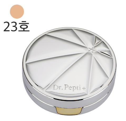 23호 닥터펩티 실크 베일 파운데이션 쿠션 SPF32 PA