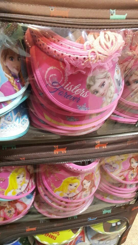 디즈니 정품 의류 및 잡화    캐릭터 의류 및 잡화 라이센스 서류있습니다