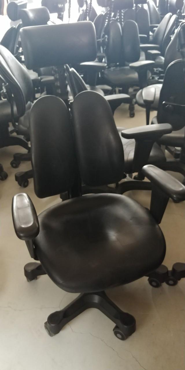 듀오백 사무실 의자 중고상품