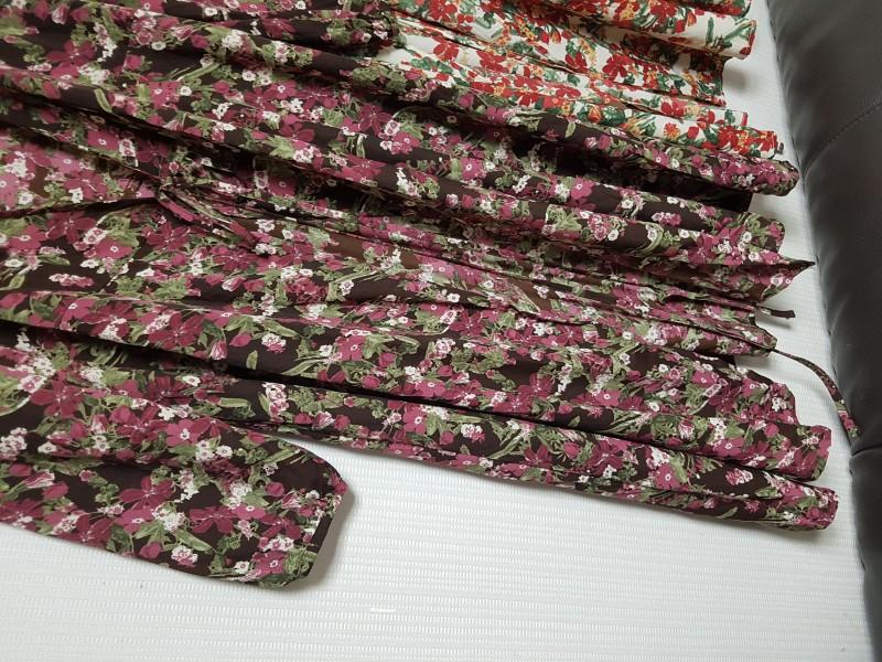 꽃무늬 가운&원피스