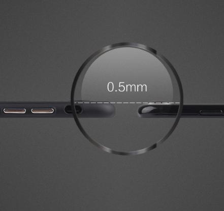초박형 두께0.5mm 컬러TPU젤리케이스입니다