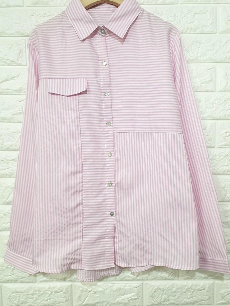 a284 스트라이프 셔츠