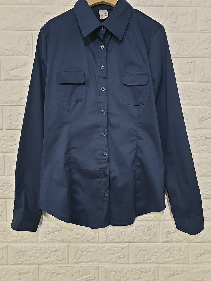 (완사입/파샬)a504 포켓 셔츠(스판0)
