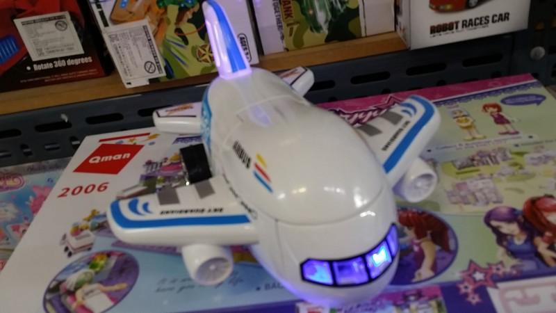 자동변신로봇비행기