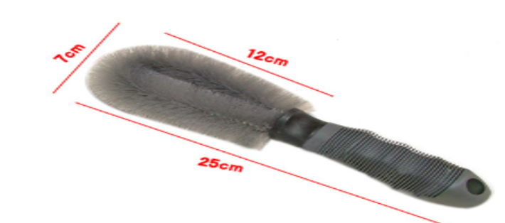 세차용품 - 휠브러쉬기본형